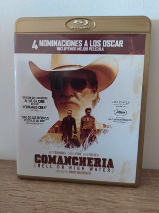 COMANCHERIA EN BLU-RAY