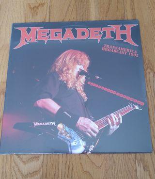 Vinilo Megadeth