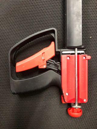Pistola silicona Wurth HandyMax