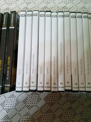 38 películas DVD