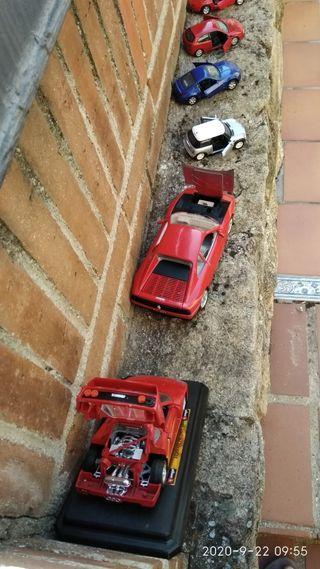 6 coches