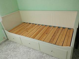 cama Hemnes diván