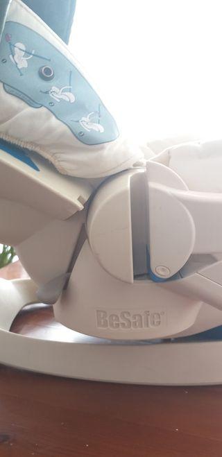 Silla coche bebé Grupo 0+ Be Safe