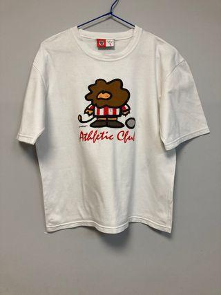 Camiseta del athletic
