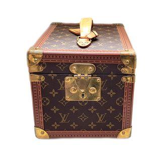 Maleta Louis Vuitton Boite Flacons
