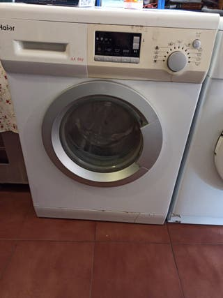 lavadora haier 6kg