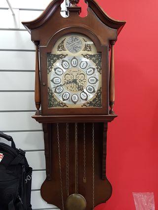 Reloj Tempus Fugit Pendulo J.Pastor