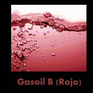 Gasoil tipo B ( Rojo)