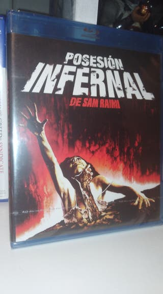 posesión infernal bluray
