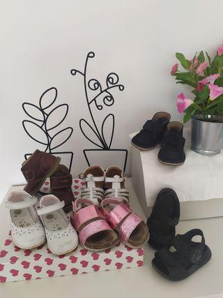 calzado zapatos bailarinas sandalias