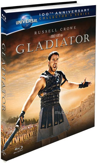 Digibook Gladiator Bluray