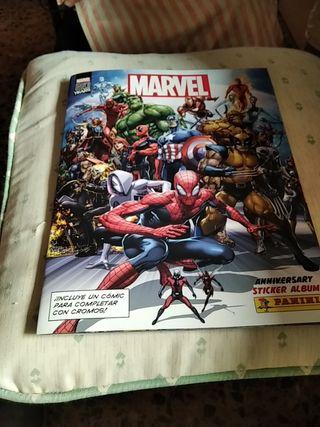 album Marvel 80 aniversario