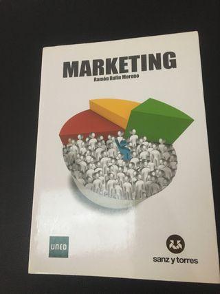 Libro Marketing UNED