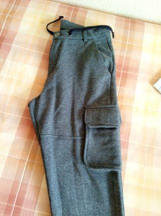Pantalón algodon
