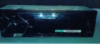 radio Pioneer coche