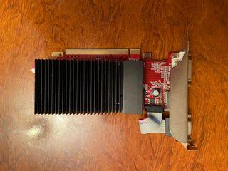 Tarjeta gráfica Ati HD5450 512Mb DDR2