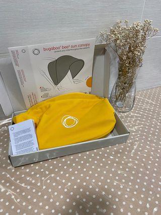 Capota bugaboo amarilla