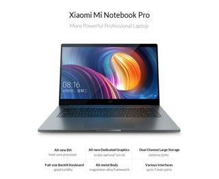 Xiaomi Notebook Pro 16 Gb