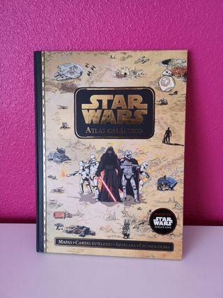 Star Wars - Atlas Galáctico. (Libro)