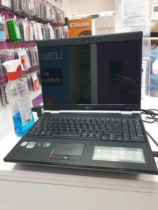 ordenador portátil lg