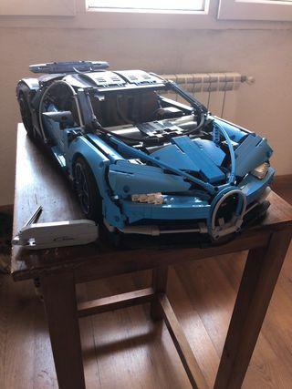 LEGO coche Bugatti Chiron