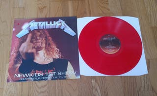 Vinilo Metallica