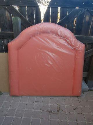 Cabecero tapizado nuevo para cama de 90cm