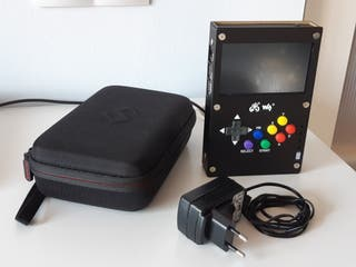Caja portátil Raspberry Pi 3B+ GamePi43