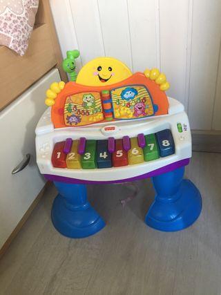 Piano actividades