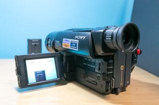 Camara Sony Handycam Vision