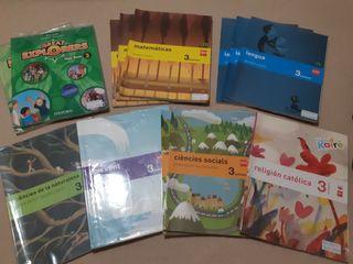 libros texto 3° primaria