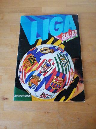 Album liga 84/85