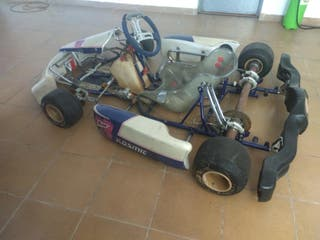 Vendo karting kosmic T11