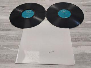 BEATLES DISCO WITHE ALBUM