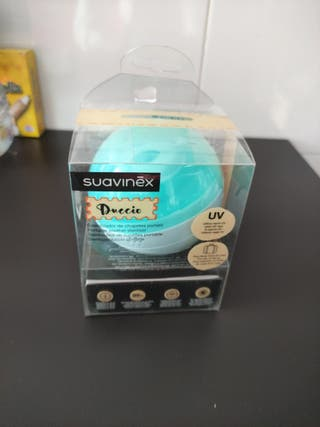 Esterilizador chupetes Suavinex