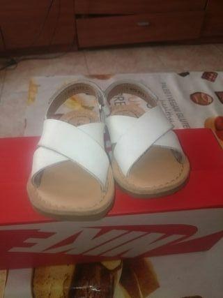 sandalias de niñas n21