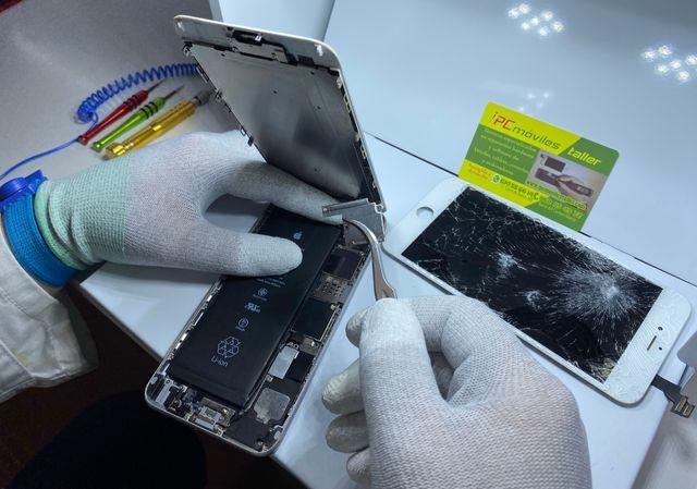 Reparacion de smartphone a domicilio