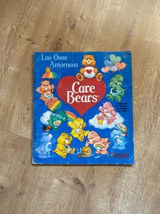 Album de cromos de Los osos amorosos