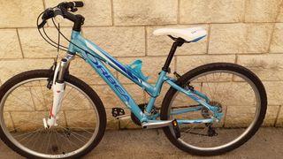 Bicicleta orbea para niña / mujer