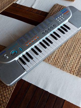 Piano Electronico Casio