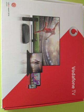 Vodafone TV último modelo