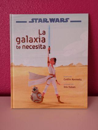 Star Wars - La galaxia te necesita. (Libro)
