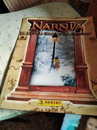 album las crónicas de narnia