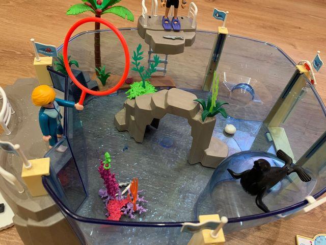 Acuario playmobil