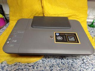 Impresora y escanea HP