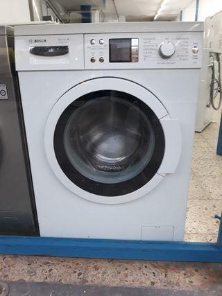 Lavadora marca Bosch 8 kilos