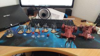 Lote Imperio Tau Warhammer 40.000