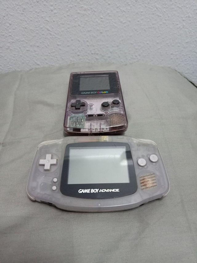 Gameboy Advance y Color