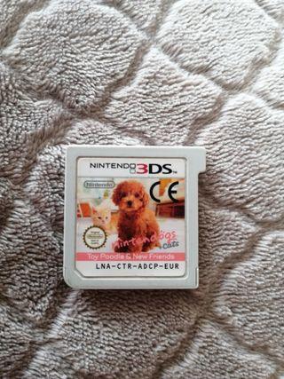 Juego Nintendo 3DS Nintendogs+cats
