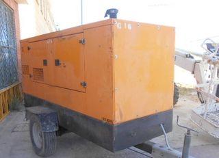 GRUPO ELECTROGENO DE 63 30KVA, 3000 6000 y 10000 W